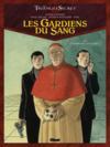 Livres - Le triangle secret ; les gardiens du sang t.1 ; le crâne de Cagliostro