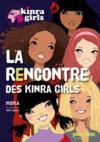 Livres - Kinra girls t.1 ; la rencontre des Kinra girls
