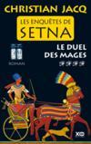 Livres - Les enquêtes de Setna t.4 ; le duel des mages