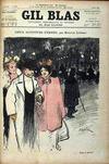 Presse - Gil Blas N°19 du 08/05/1896
