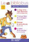 Livres - LE BIBLIOBUS T.14 ; CP, CE1 ; cycle 2 ; le loup et les sept chevreaux ; c'est pas bien de se moquer... ; livre de l'élève