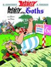 Livres - Astérix t.3 ; Astérix et les Goths