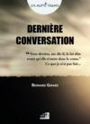 Livres - Derniere Conversation