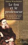 Livres - Le fou et le professeur