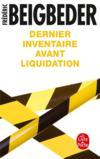 Livres - Dernier inventaire avant liquidation