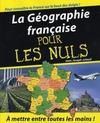 Livres - La géographie française pour les nuls