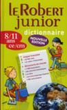 Livres - Dictionnaire le Robert junior ; CE/CM ; 8/11 ans (édition 2010)