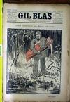 Presse - Gil Blas N°12 du 19/03/1893