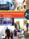 Livres - Sciences économiques & sociales ; 2nde ; manuel numérique
