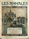Presse - Annales Politiques Et Litteraires (Les) du 18/04/1915