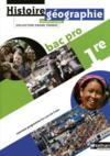 Livres - Histoire-géographie ; 1ère bac pro ; manuel de l'élève (édition 2010)