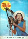 Presse - Jeune Fille Fillette N°835 du 19/07/1962