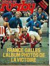 Presse - Miroir Du Rugby N°210 du 22/02/1979