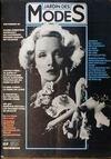 Presse - Jardin Des Modes N°37 du 01/11/1980