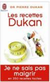 Livres - Les recettes Dukan