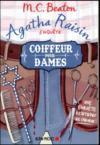 Livres - Agatha Raisin enquête T.8 ; coiffeur pour dames