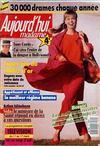 Presse - Aujourd'Hui Madame N°40 du 06/03/1989