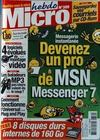 Presse - Micro Hebdo N°359 du 03/03/2005