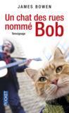 Livres - Un chat des rues nommé Bob
