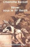 Livres - Rêver sous le III Reich