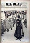 Presse - Gil Blas N°8 du 25/02/1894