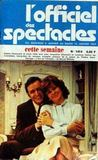 Presse - Officiel Des Spectacles (L') N°1414 du 09/01/1974