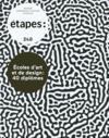Livres - REVUE ETAPES N.240 ; écoles d'art et de design : 40 diplômes
