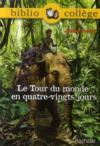 Livres - Le tour du monde en quatre-vingts jours