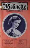 Presse - Midinette N°374 du 12/01/1934
