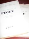 Livres - Connaissance de Péguy.
