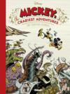 Livres - Disney / Glénat ; Mickey's craziest adventures