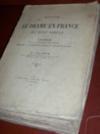 Livres - Le drame en France au XVIIIe siècle.