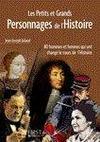 Livres - Les petits et grands personnages de l'Histoire