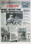 Presse - Equipe (L') N°12649 du 08/01/1987
