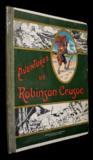 Livres - Aventures de Robinson Crusoé