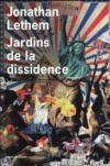 Livres - Jardins de la dissidence