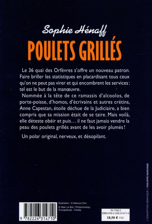 Livre poulets grill s sophie h naff - Grille indiciaire commissaire de police ...