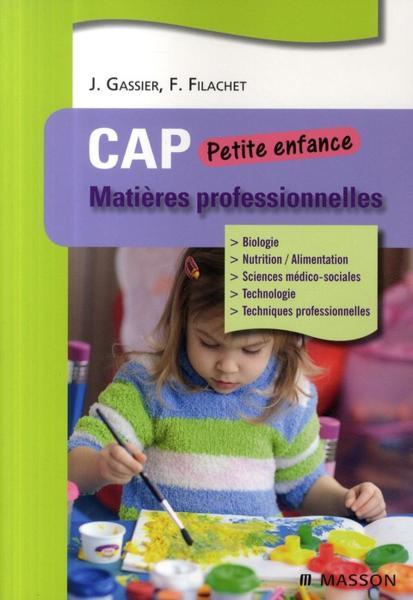 Cours cap petite enfance pdf gratuit