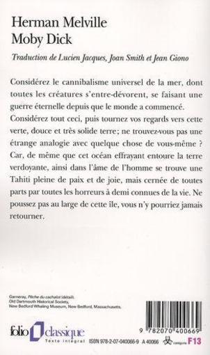 Amazonfr - Moby Dick - Livre premier - Christophe