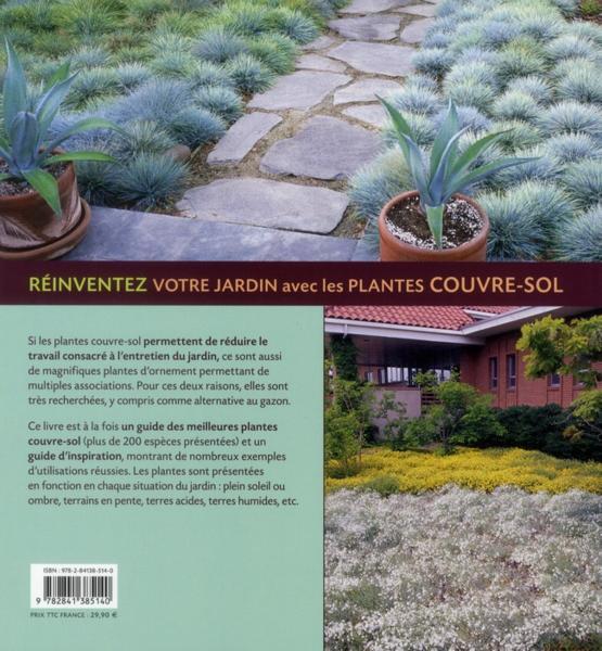 livre plantes couvre sol des id es originales pour un. Black Bedroom Furniture Sets. Home Design Ideas
