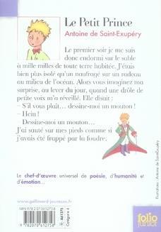 livre le petit prince antoine de exup 233 ry