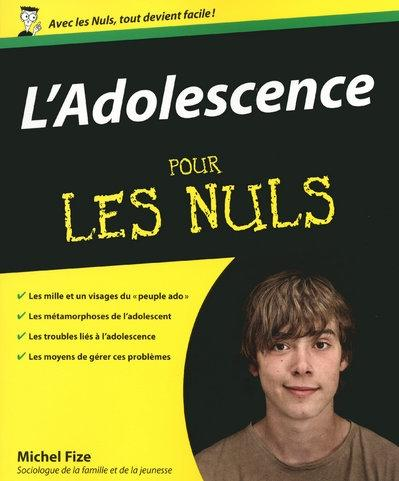 ebook Qu'est-ce que l'adolescence? de V Bedin