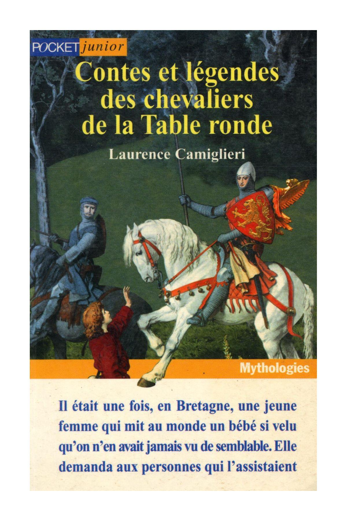 Livre contes et legendes des chevaliers de la table for Bonbon la table ronde
