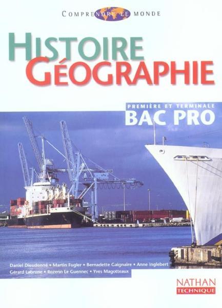 Livre histoire g ographie bac pro collectif acheter - Bac pro decorateur interieur ...