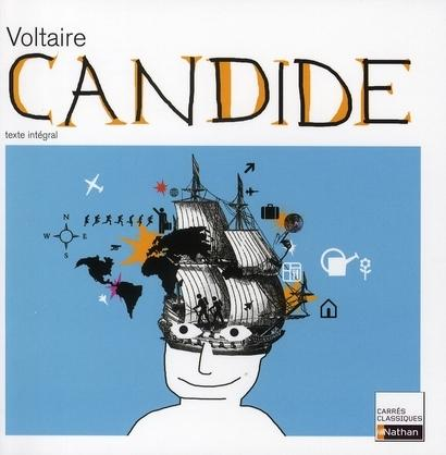 Livre Candide Voltaire