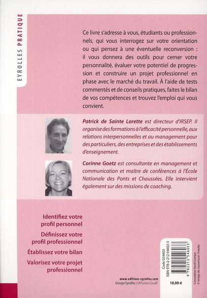 livre le bilan de vos comp tences corinne goetz acheter occasion 04 03 2010. Black Bedroom Furniture Sets. Home Design Ideas