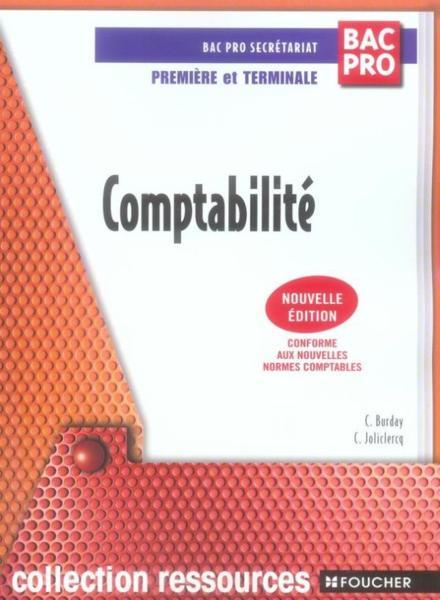 Livre comptabilit bac pro secr tariat 1ere et - Bac pro decorateur interieur ...