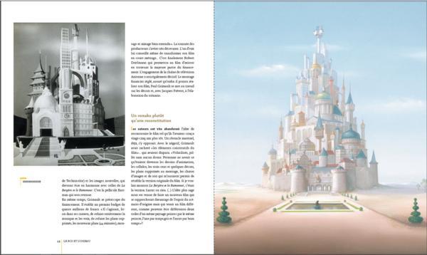 La Berg  re et le Ramoneur   Hans Christian Andersen