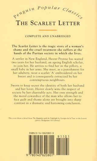 "the origin of the novel the scarlet letter by nathaniel hawthorne Carnivalesque to nathaniel hawthorne""s the scarlet letter the canonical novel  of the american literature published in the middle of the nineteenth  bakhtin  holds that kayser is generalizing about the definition of the grotesque in all."