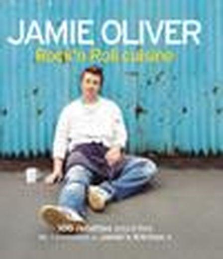 livre rock 39 n roll cuisine jamie oliver acheter occasion 05 10 2005. Black Bedroom Furniture Sets. Home Design Ideas